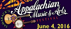 Appalachian Music & Arts Festival