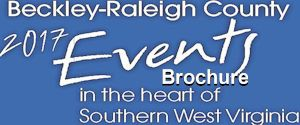 2017 Beckley Events brochure ad beckely events web