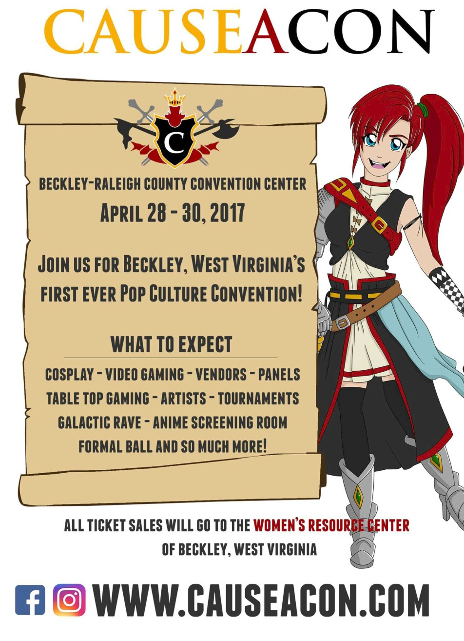 causeacon flyer