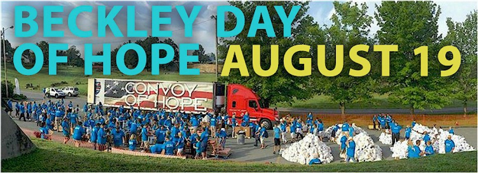 Beckley Day of HOpe 2017 cover photo