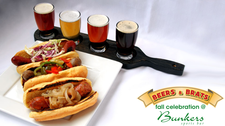 Beer and Brats Facebook SPONSORED event banner